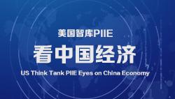 美国智库PIIE看中国经济