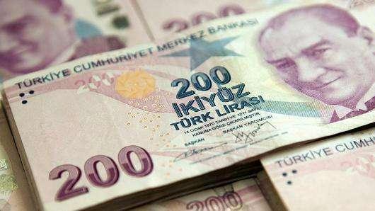 土耳其加息 抑通胀稳里拉