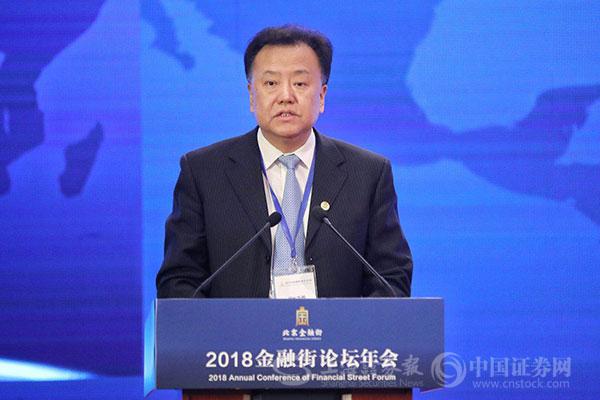 閻慶民:繼續加大資本市場改革開放力度