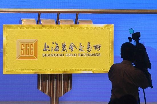上海黄金交易所5月29日交易行情