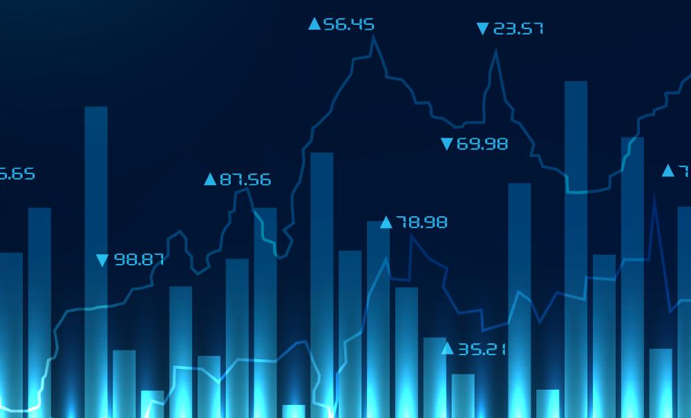 三大股指震荡收跌 金融板块逆势走强