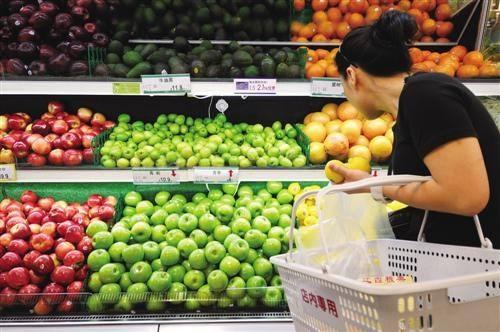 统计局:5月份全国居民消费价格同比上涨1.8%