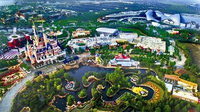 """""""影視+旅游""""再升級:上海國際旅游度假區打造影視產業園"""