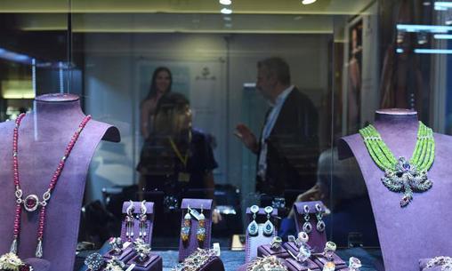 第三十一届六月香港珠宝首饰展览会揭幕