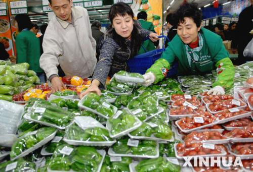 商务部:上周食用农产品价格继续回落 生产资料价格小幅下降