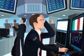 券商板块震荡上扬 国金证券领涨
