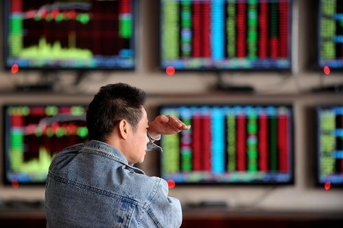 午评:沪指早盘跌0.68% 创业板指大跌近2%失守1600点