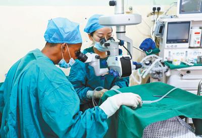 中国医疗队 真实亲诚的践行者