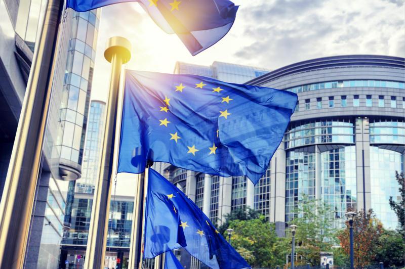 财经观察:欧元区经济增长放缓 下行风险不容忽视