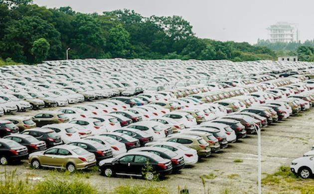 汽車行業估值見底 龍頭公司投資價值凸顯