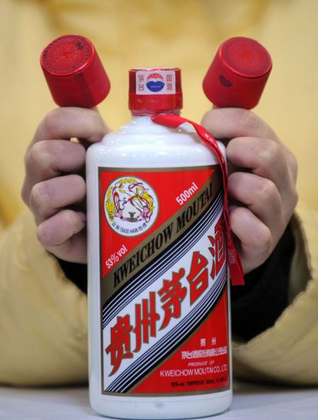 Robust fundamentals boost Moutai