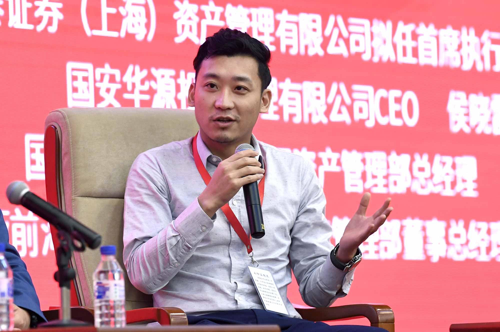 国联证券股份有限公司资产管理部总经理 李曦