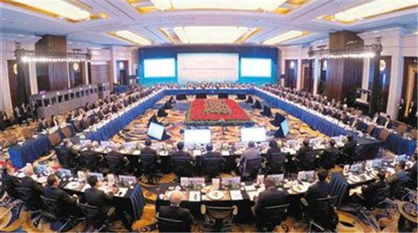 G20财长央行行长警告贸易战恶果