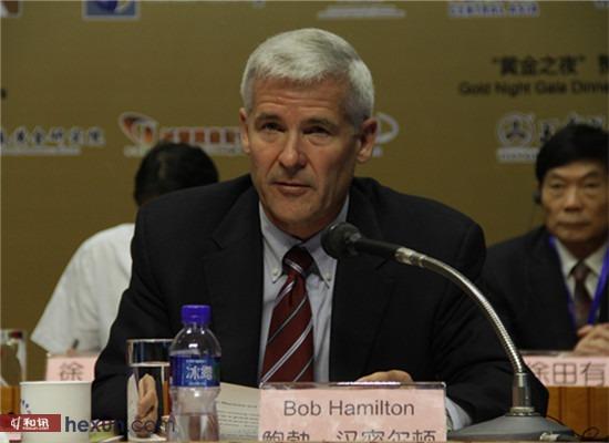 Bob Hamilton:加拿大欢迎中国贵金属矿业方面的投资