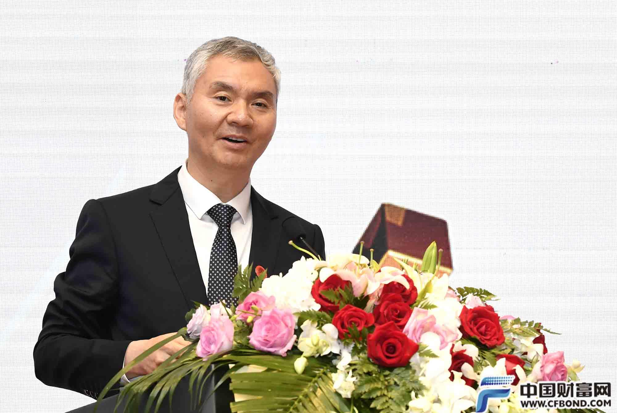 上海黄金交易所总经理王振营