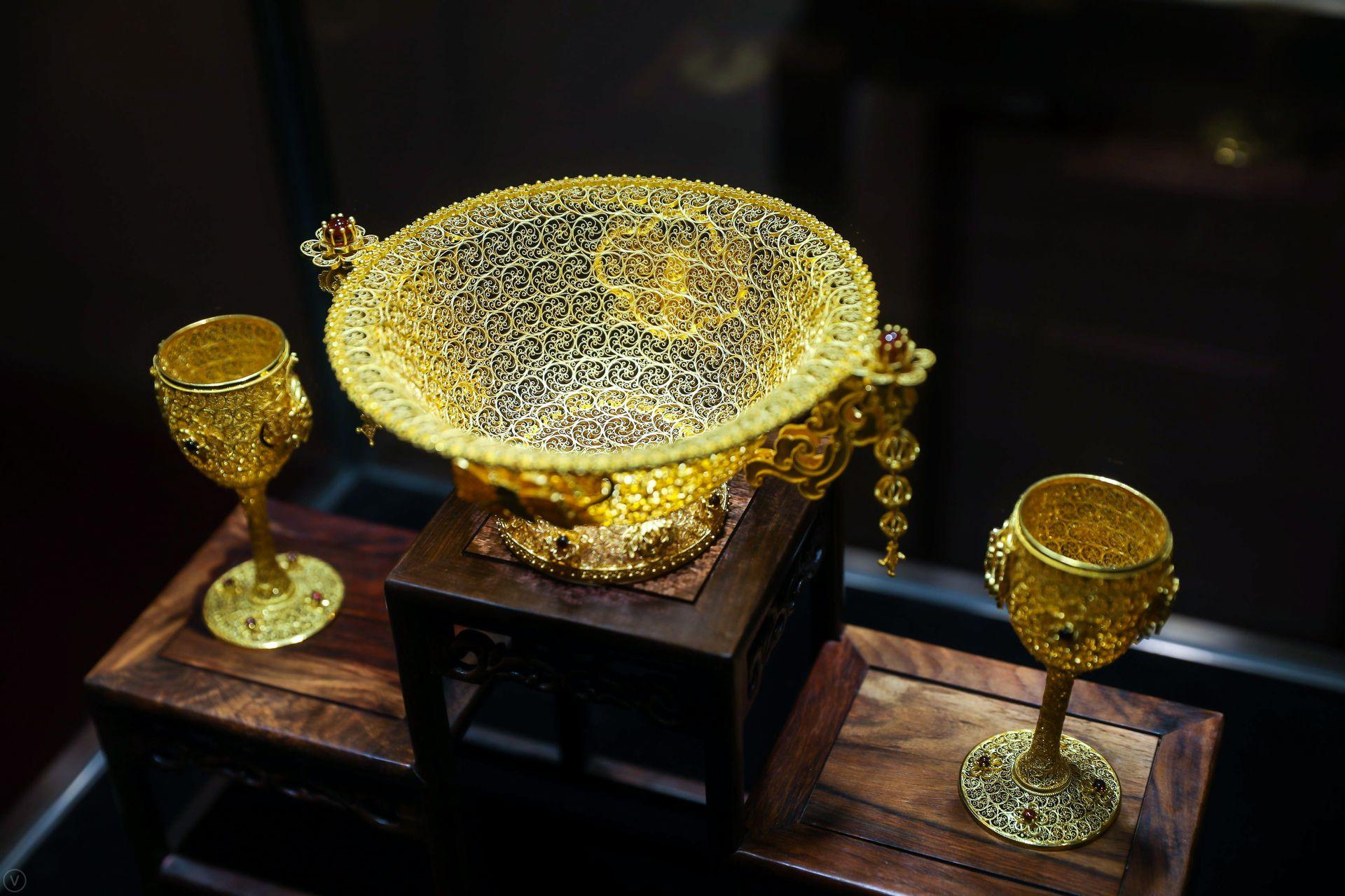 2018年上半年全国黄金实际消费量541.22吨