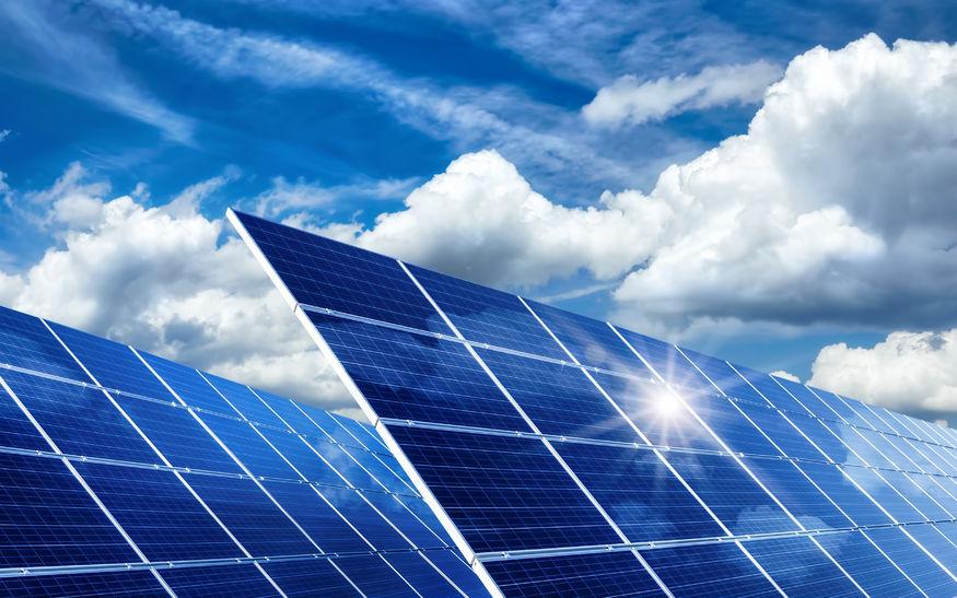 恒瑞能源签订重大光伏扶贫发电项目协议