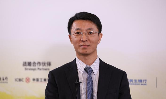 山东金软科技姚卫东:大数据赋能供应链 助力黄金产业优化升级