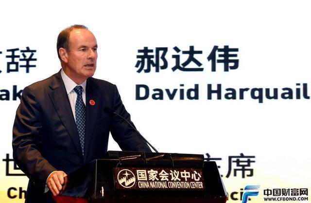 世界黄金协会主席郝达伟:中国将决定全球黄金价格