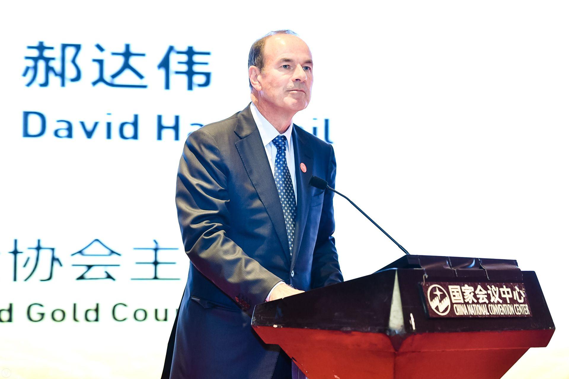 黄金行业大咖:中国将决定全球黄金价格