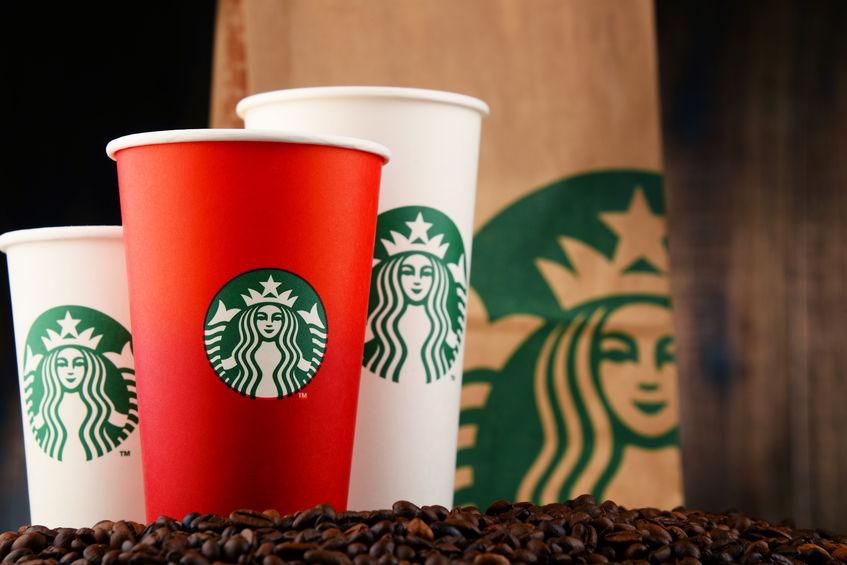 阿里巴巴与星巴克宣布达成新零售全面战略合作