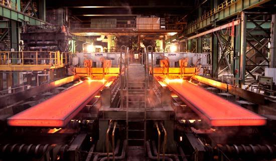 钢铁行业基本面改善 估值仍有向上空间