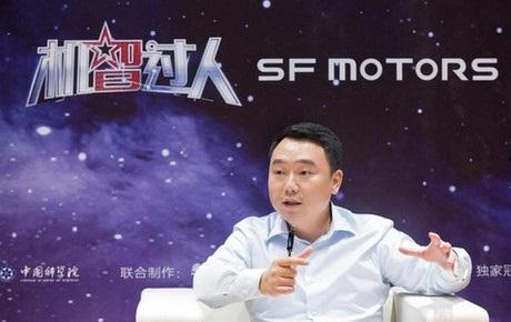 专访金菓EV张正萍:三年沉淀 使命必达