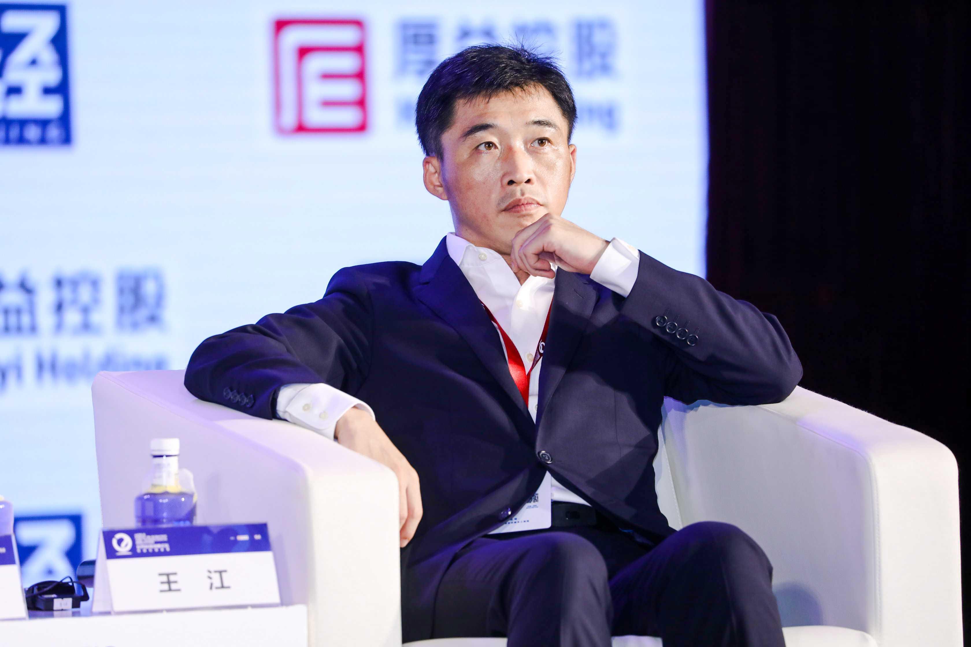 王江,中科融通物联科技总经理