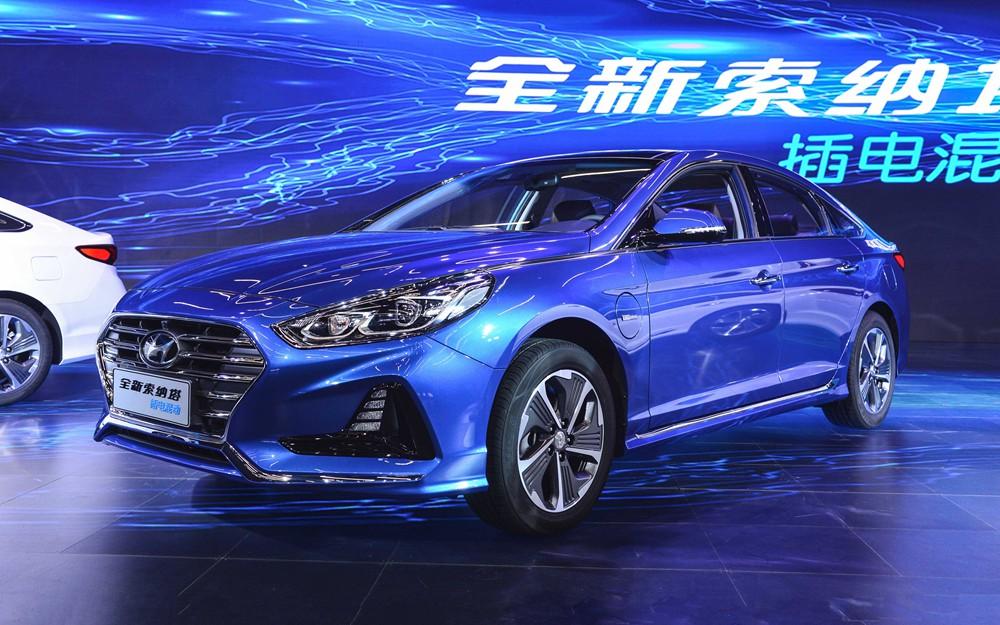 外资新能源汽车产品加速落地