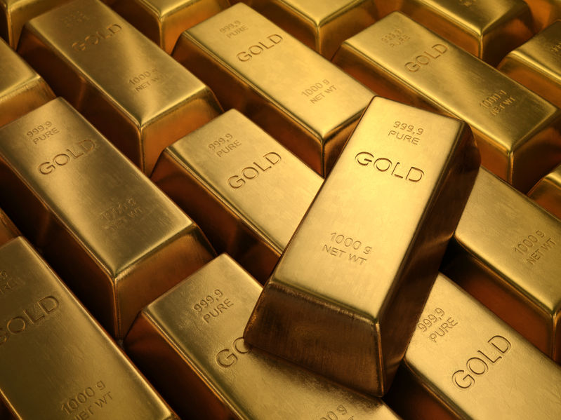 纽约金价20日上涨 涨幅为0.88%