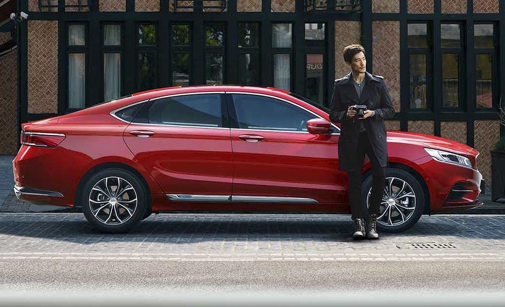 吉利汽车:上半年净利润66.7亿元 同比增长54%