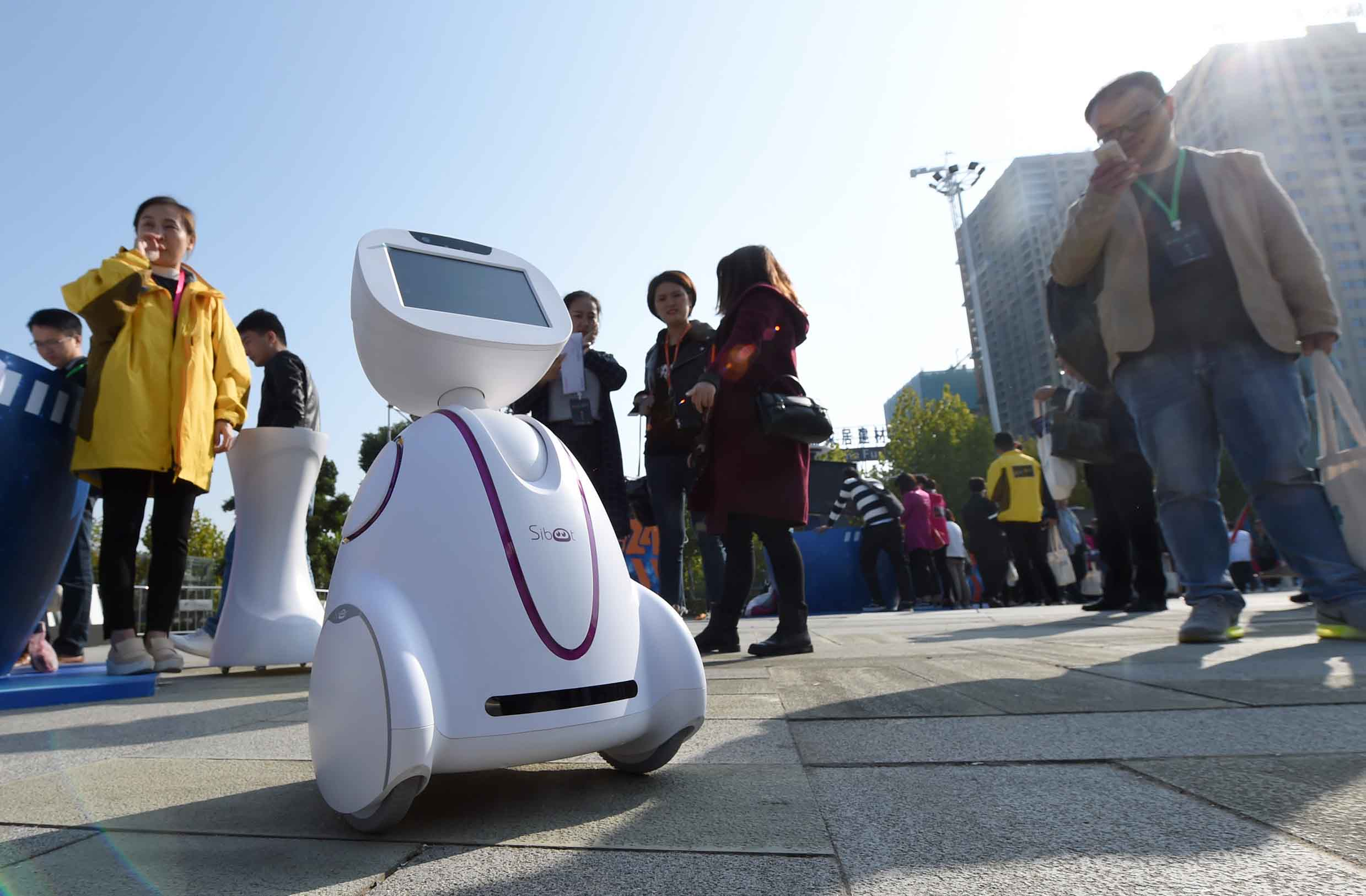 AI not to cause unemployment in long run, say Chinese analysts