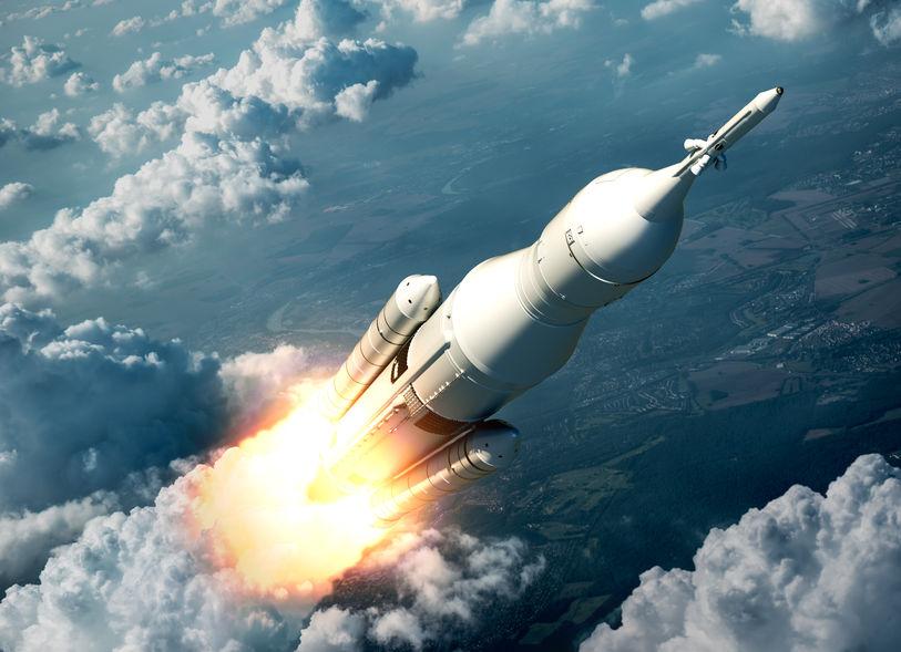 """""""一箭双星""""成功发射 航天军工板块直线拉升"""
