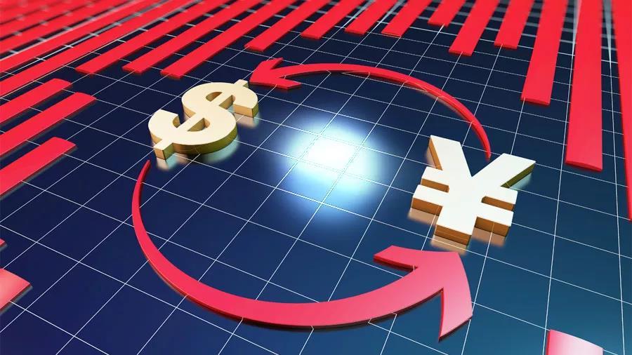 """股市大涨原因之一:""""逆周期因子""""重返江湖,人民币大幅反攻"""