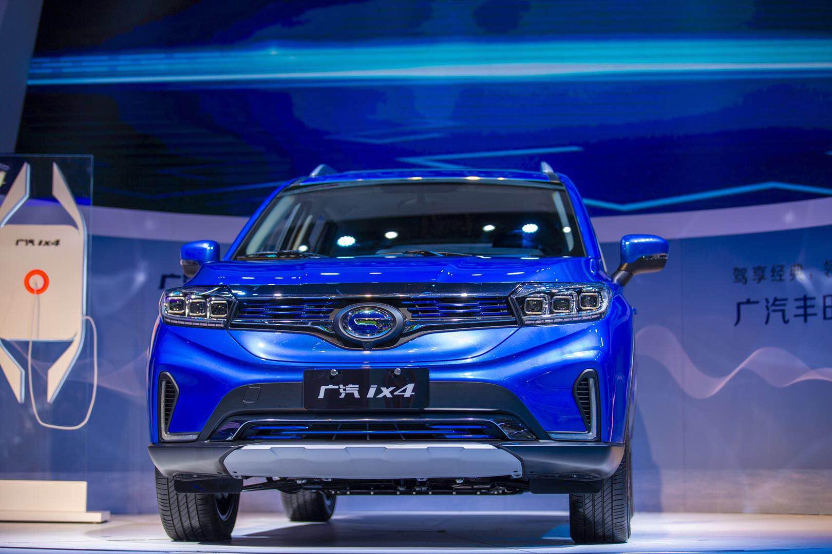 从0到1的突破 广汽丰田首次导入广汽纯电动SUV