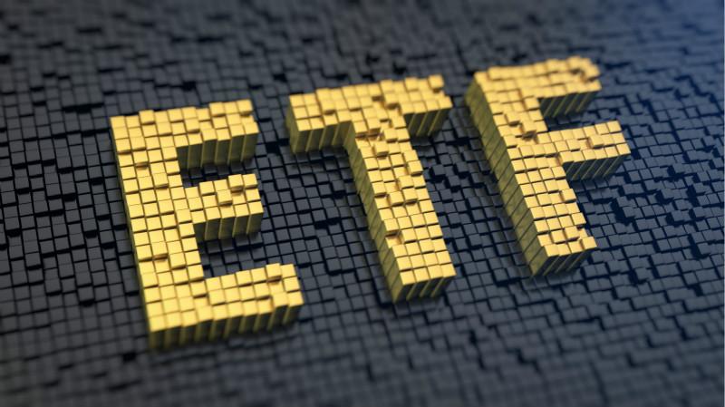 8月份股票ETF净申购80亿份 货币ETF吸金348亿