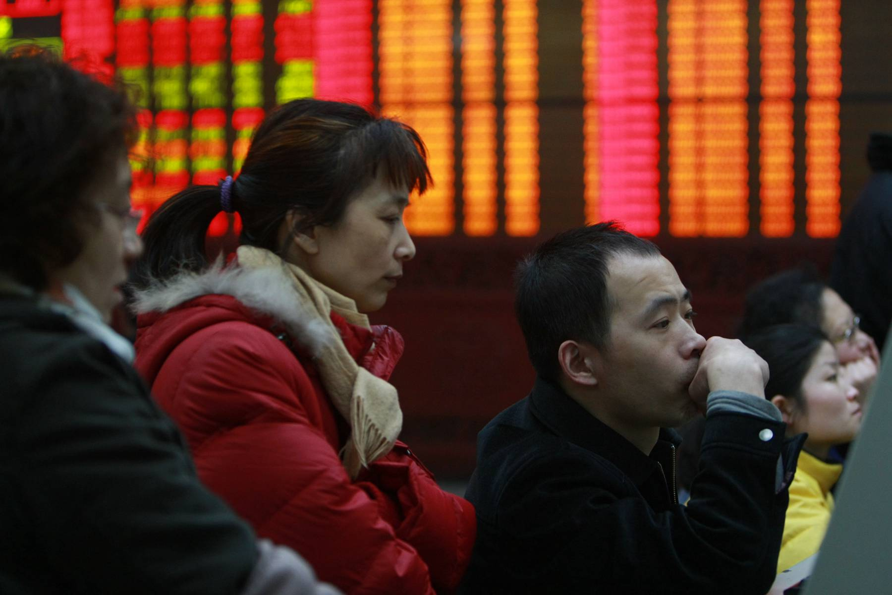 Foreign investment brings changes to China's A-share market