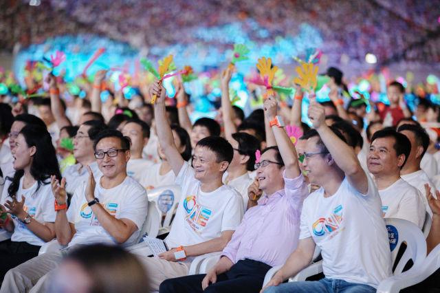 """马云筹划十年 给中国企业写了本传承""""教科书"""""""