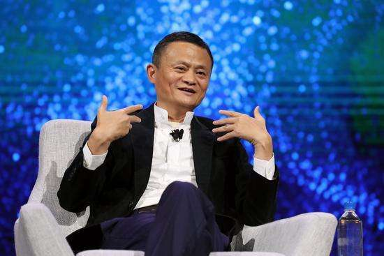 Jack Ma to step down as Alibaba chairman in one year