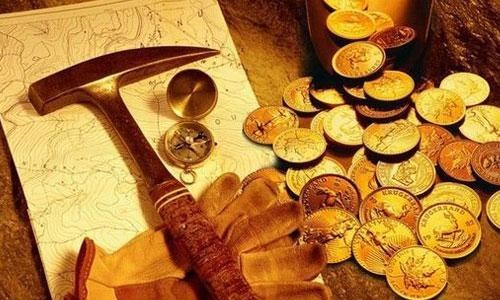 周一纽约黄金期货收涨0.05% 美元指数走低