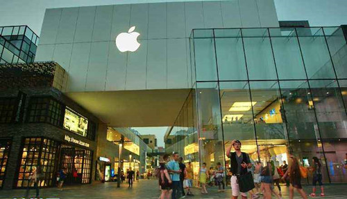 Apple customers may pay price of trade tension