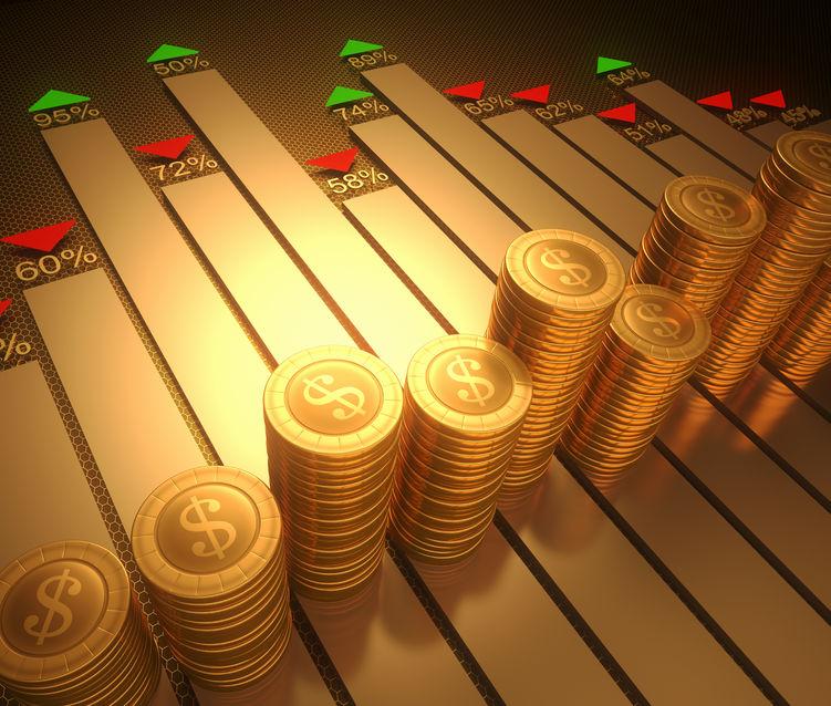 周三纽约期金收涨0.78% 创两周来最高水平