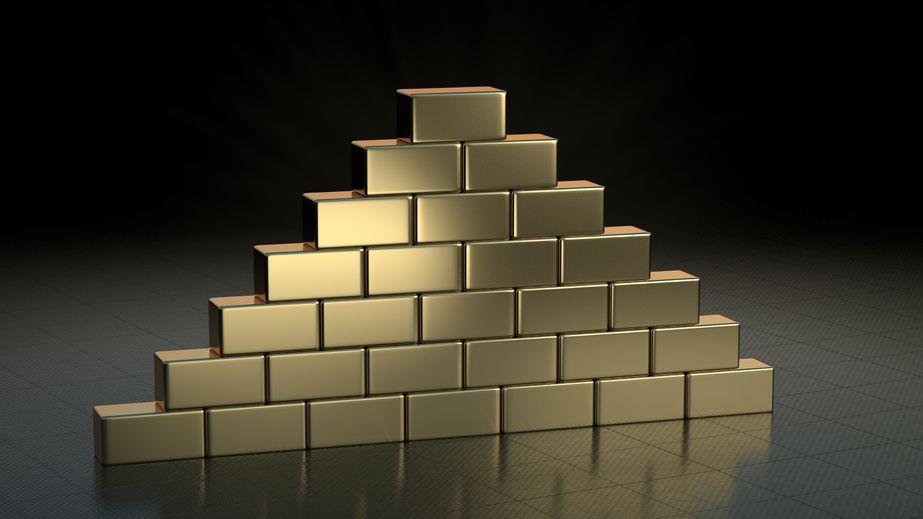 世界黄金协会:俄罗斯黄金储备保持增长趋势