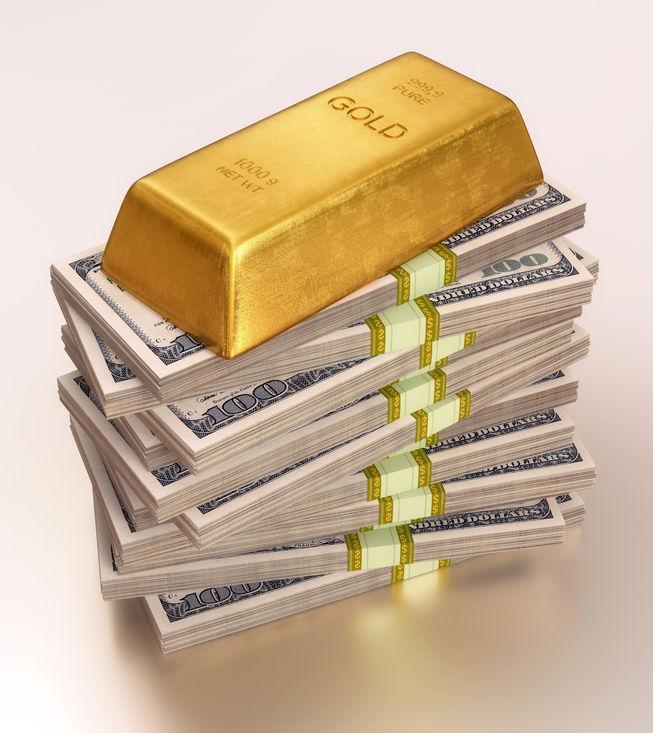 周四纽约黄金期货收跌0.37% 从两周来高位回落