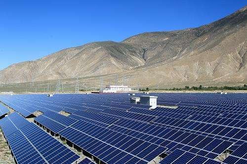国家能源局下发通知 风电与光伏发电平价上网有望加快