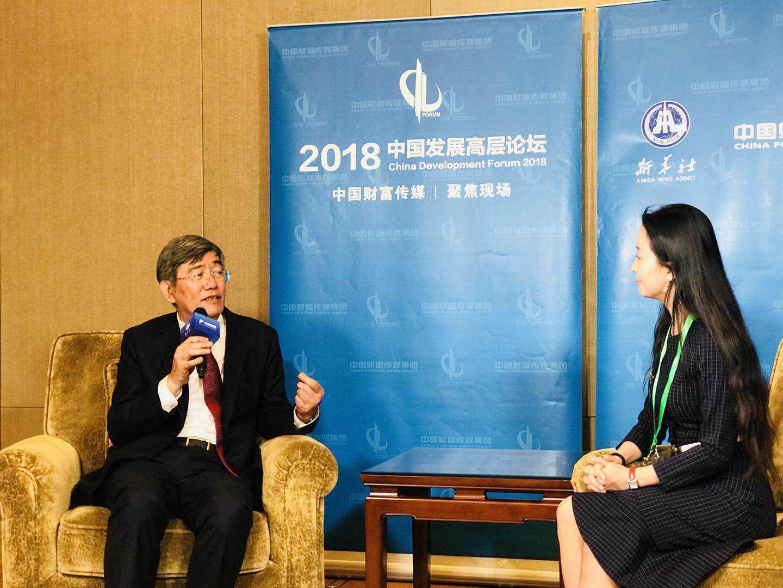 独家专访杨伟民:要针对企业性质进行政策设置