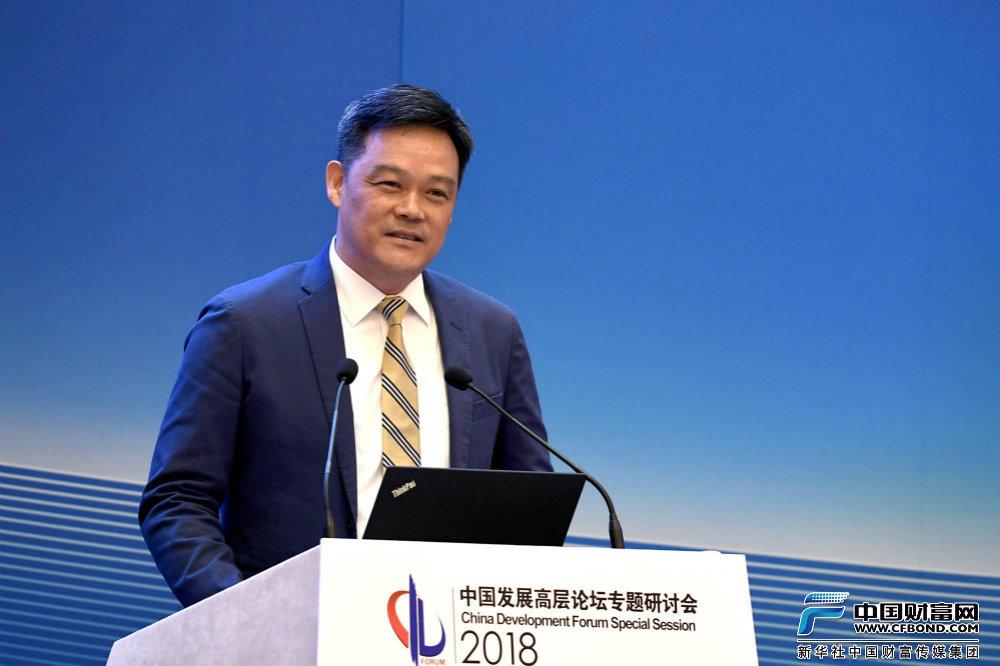 微软亚洲研究院副院长潘天佑发言