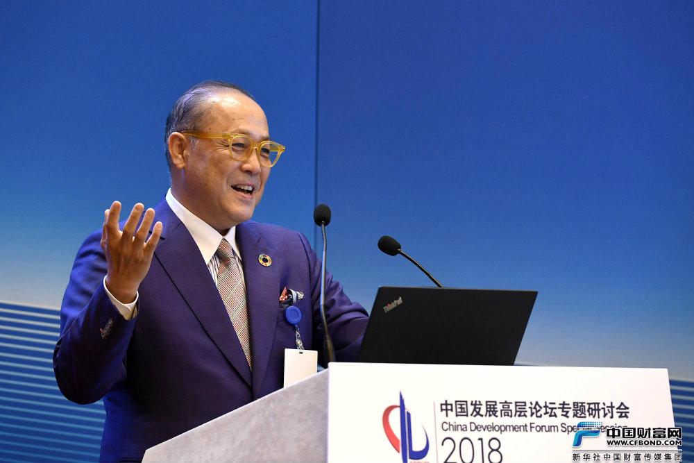 KUAM资产管理株式会社董事长兼总经理山崎养世发言