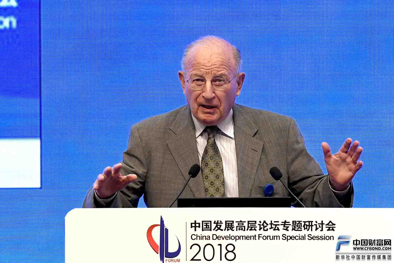 鲍泰利:全球化需要领导者 未来中国可扮演更重要角色