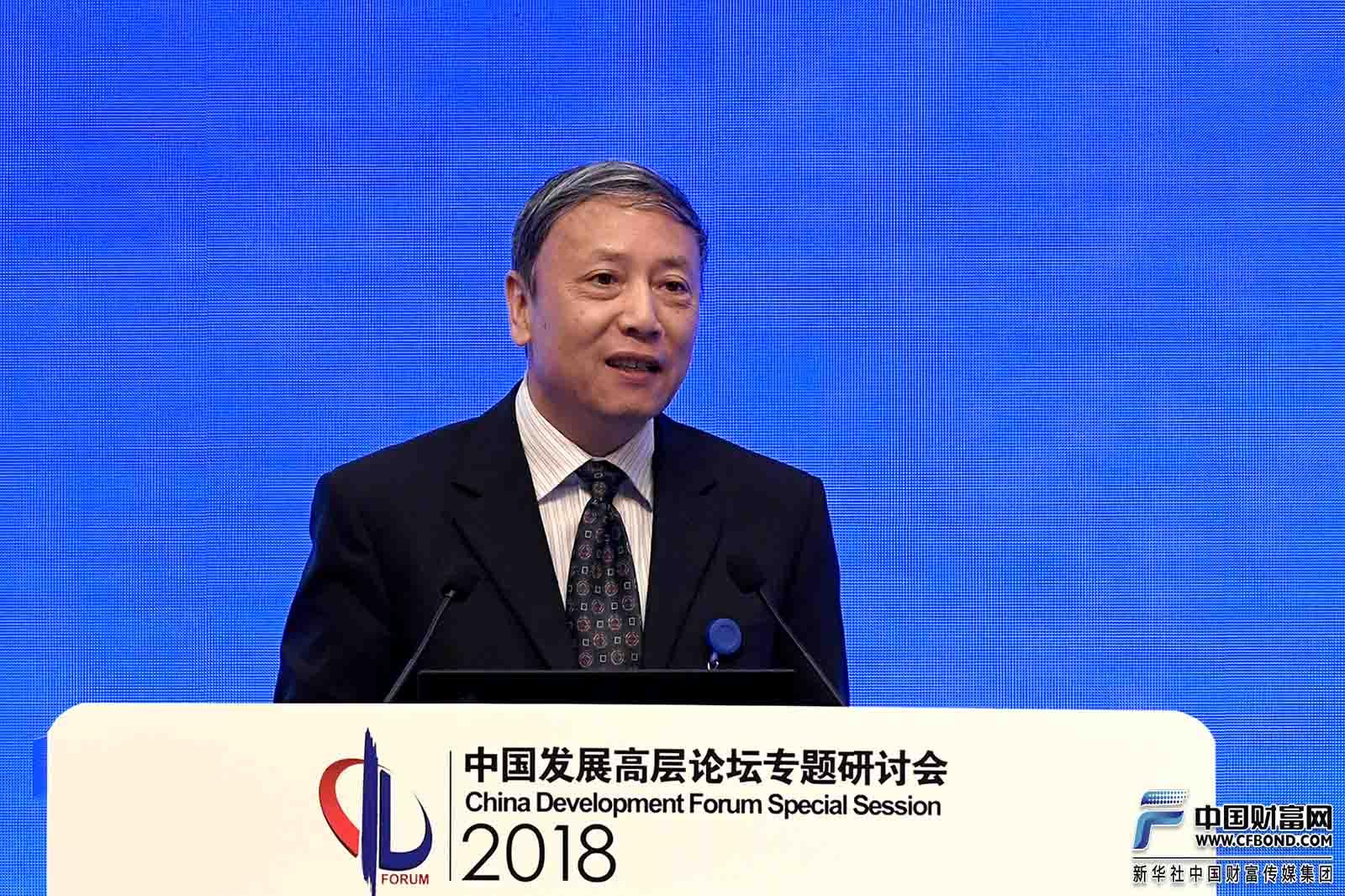 中国社会科学院副院长蔡昉发言